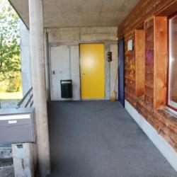 Aufenthaltsraum, Küche, Erdgeschoss